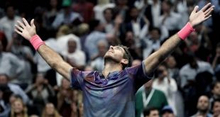 Del Potro ganó en Indian Wells y enfrentará a David Ferrer