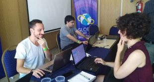La Global Game Jam 2020 reunió a más de 120 personas